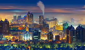 New Year Almaty Package