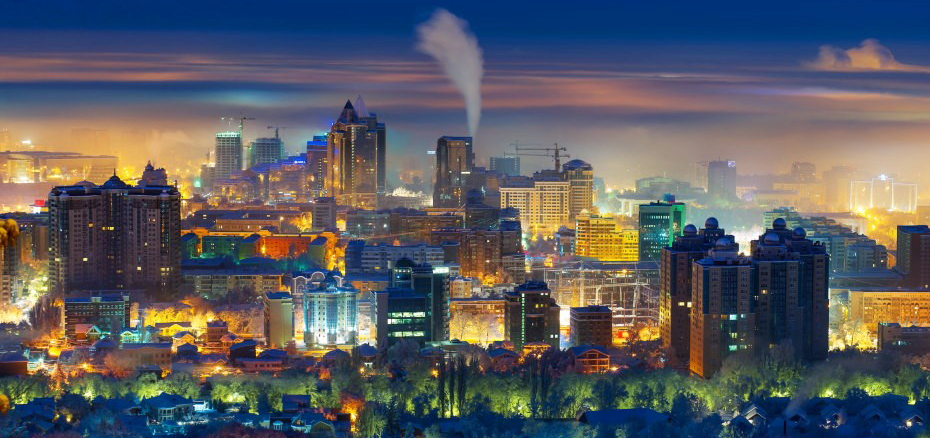 Almaty Tour Packages From Delhi India