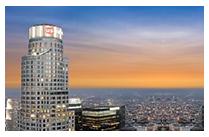 Los Angeles city tour/OUE SKYSPACE (B, D)