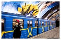 KIEV CITY + METRO TOUR (BREAKFAST & DINNER)