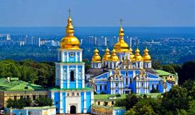 Almaty & Kiev Package