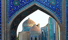 Almaty & Tashkent Package