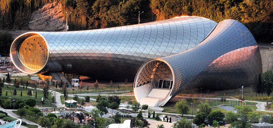 Almaty Tbilisi Package