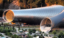 Almaty & Tbilisi Package