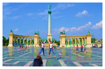 BUDAPEST - LJUBLJANA (BREAKFAST & DINNER)