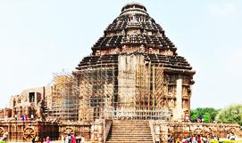 Wonders of Orissa
