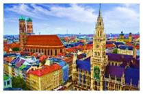 PRAGUE – MUNICH (BREAKFAST & DINNER) (APPROX 04HRS30MINS)