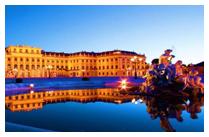 SALZBURG – VIENNA (BREAKFAST & DINNER) (APPROX 03HRS)