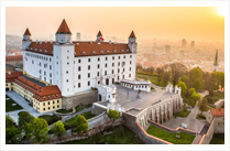 VIENNA - BRATISLAVA - BUDAPEST (BREAKFAST & DINNER)