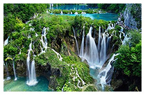 ZADAR – PLITVICE NATIONAL PARK - SPLIT