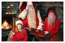 Santa Clause Village