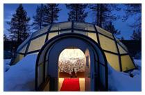 Rovaniemi – Ivalo Saariselka