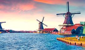 Holland, Belgium, France & Swiss