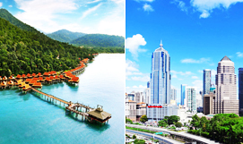 Langkawi With Kuala Lumpur