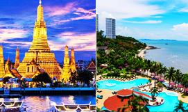 Pattaya & Bangkok