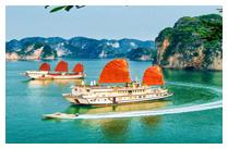 HANOI – HA LONG BAY - HANOI