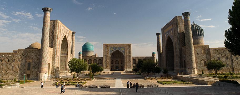 Tashkent Tour Packages