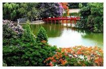 HANOI HALF DAY CITY TOUR – FREE TIME FOR SHOPPING