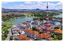 HO CHI MINH CITY - FLY TO SIEM REAP